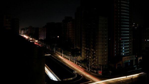 Venecuela u mraku - Sputnik Srbija
