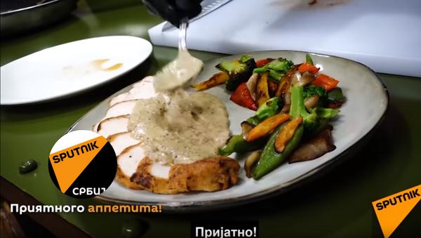 Piletina po receptu sa Zakavkazja - Sputnik Srbija