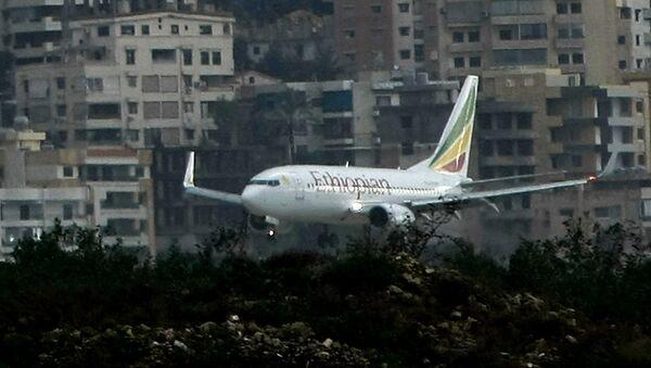 Боинг 737 макс етиопијске компаније - Sputnik Србија