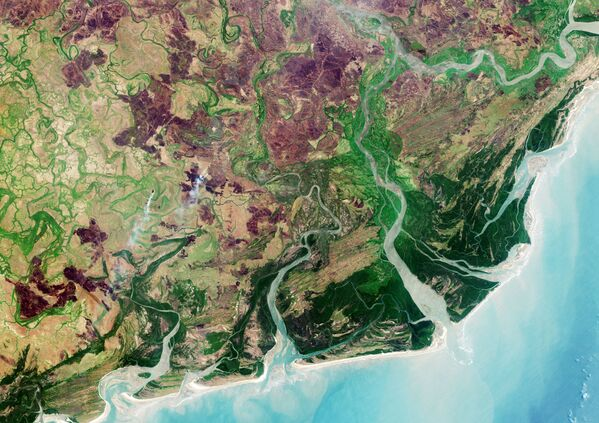 Неке од најлепших река на свету - Sputnik Србија