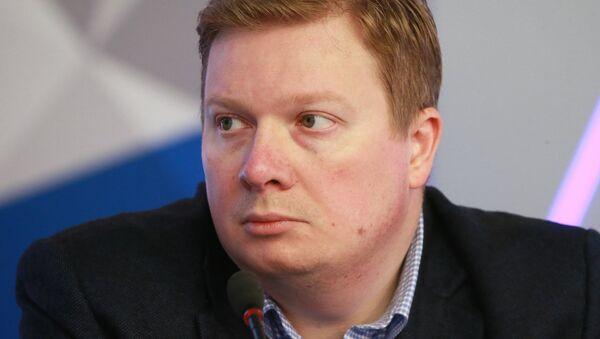 Заменик директора Центра за европска и међународна истраживања Дмитриј Суслов - Sputnik Србија