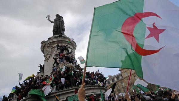 Protesti i Alžiru - Sputnik Srbija