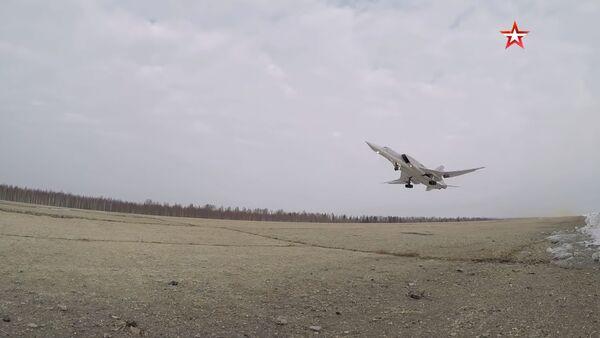 Bombarder Tu-22M3 - Sputnik Srbija