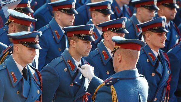 Vojska Srbije pre parada - Sputnik Srbija