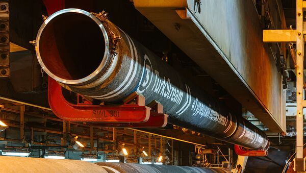Изградња гасовода Турски ток - Sputnik Србија