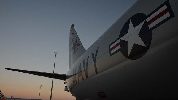 Američki vojni avion P-8A Posejdon - Sputnik Srbija