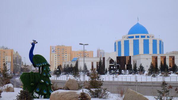 Војно-историјски музеј оружаних снага Казахстана у Астани - Sputnik Србија
