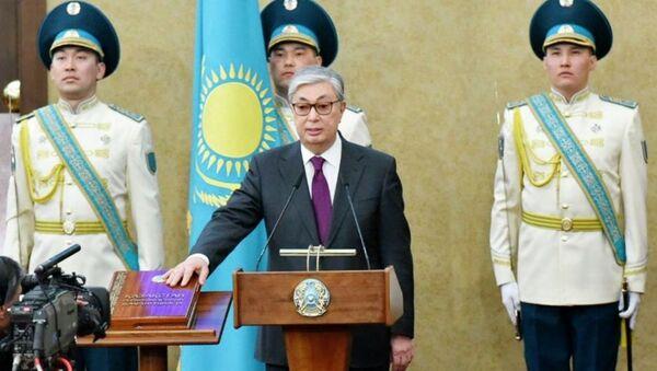 Касим-Жомарт Токајев полаже заклетву за председника Казахстана - Sputnik Србија