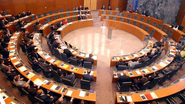 Словенија парламент - Sputnik Србија