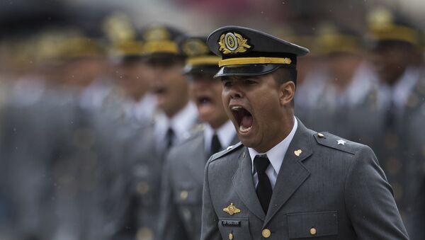 Бразил војска - Sputnik Србија