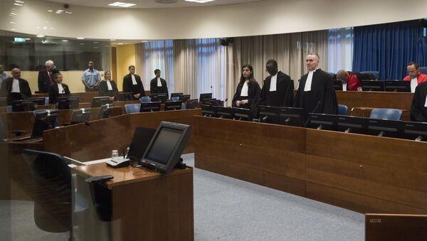 Изрицање пресуде Радовану Караџићу пред Жалбеним већем суда у Хагу - Sputnik Србија