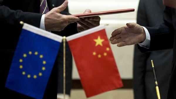 Kina EU - Sputnik Srbija