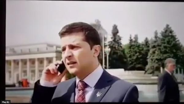 Комичар Владимир Зеленски - Sputnik Србија