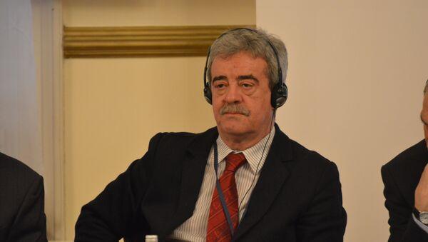 Бивши премијер СРЈ Момир Булатовић  - Sputnik Србија