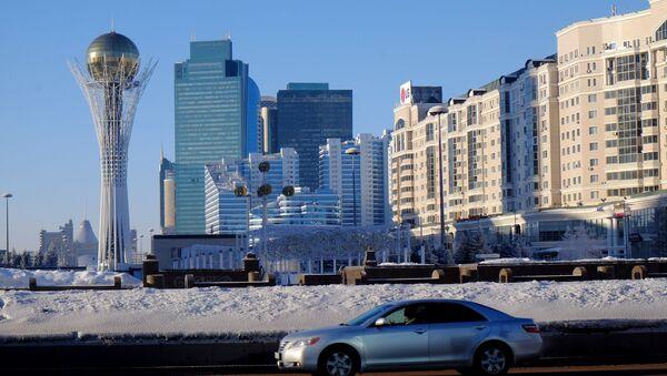 Astana - Sputnik Srbija