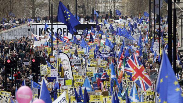 Marš u Londonu - Sputnik Srbija