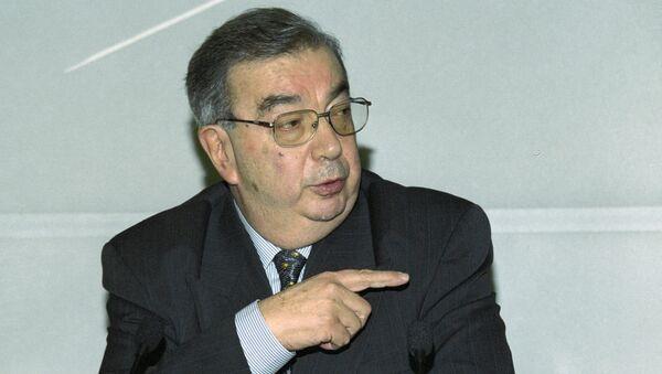 Бивши премијер Русије Евгениј Примаков - Sputnik Србија