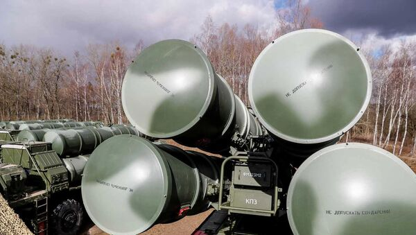 Лансирни противракетни системи С-400 Тријумф - Sputnik Србија