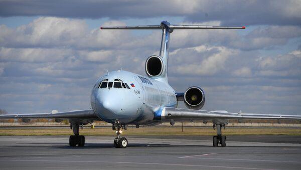 Авион Ту-154М Ижма  - Sputnik Србија