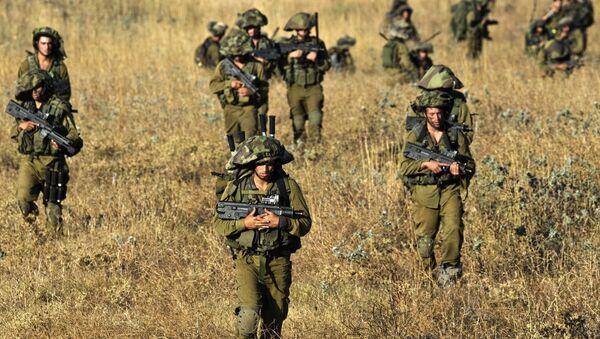 Израелски војници - Sputnik Србија