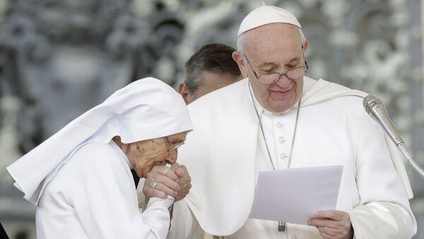 Папа Фрања - Sputnik Србија