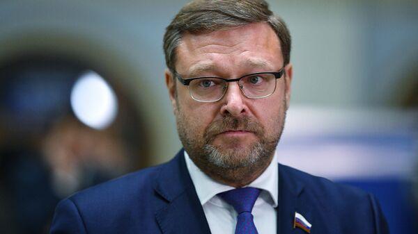 Ruski političar Konstantin Kosačov - Sputnik Srbija