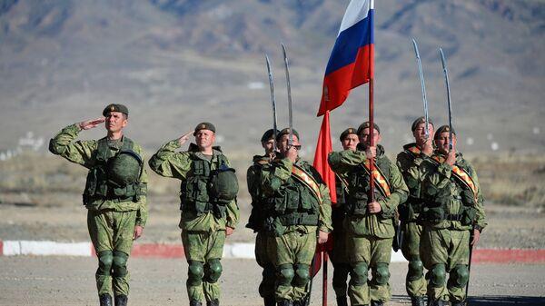 Ruska vojska u Kirgiziji - Sputnik Srbija