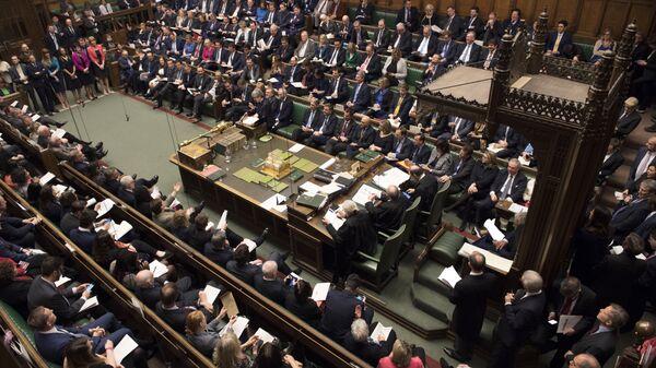 Британски парламент - Sputnik Србија
