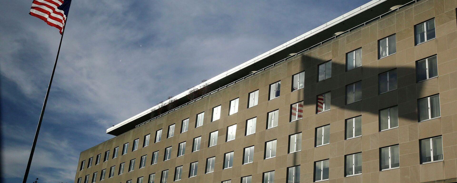 Zgrada Stejt departmenta u Vašingtonu - Sputnik Srbija, 1920, 06.08.2021
