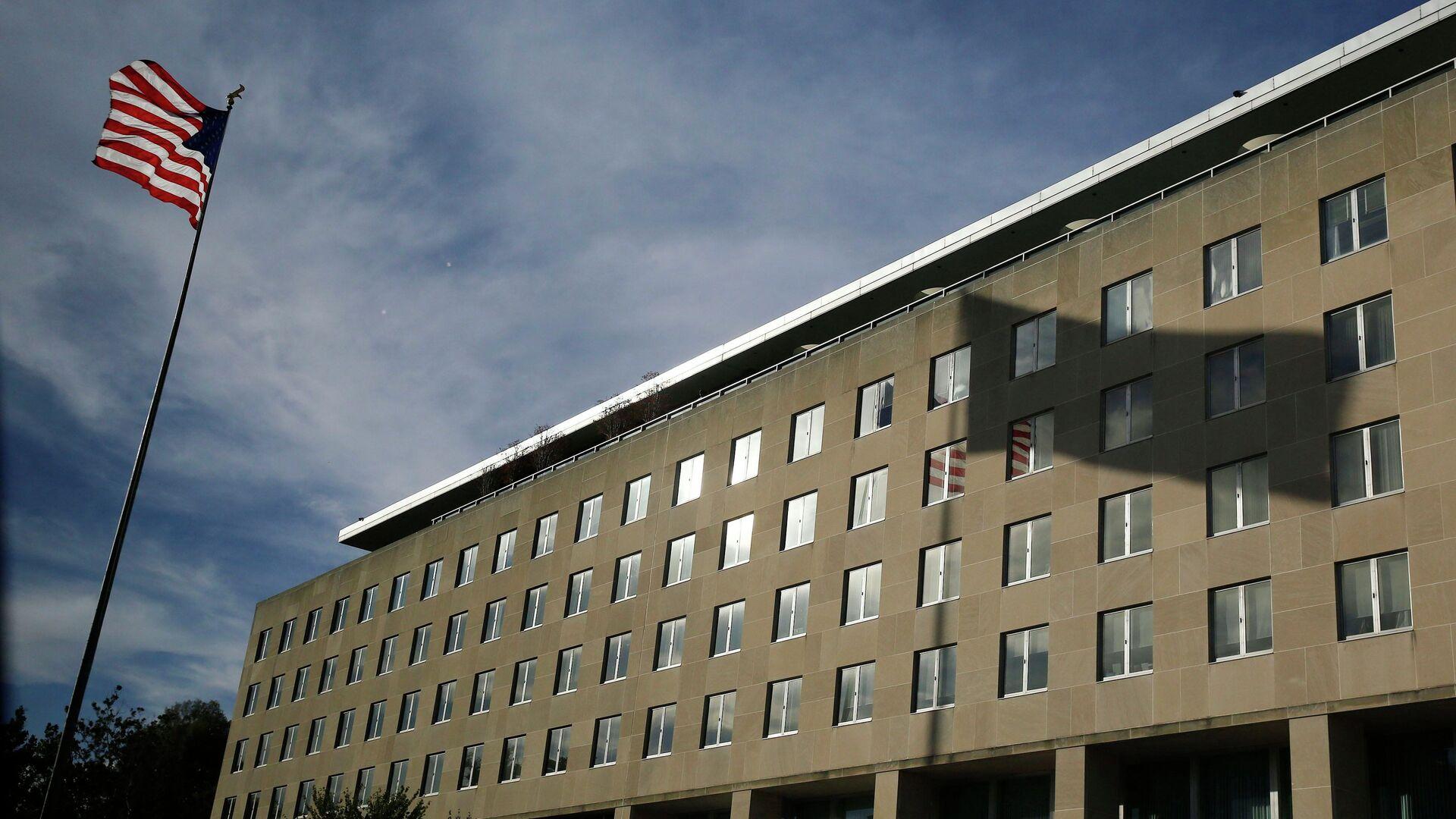 Зграда Стејт департмента у Вашингтону - Sputnik Србија, 1920, 28.07.2021