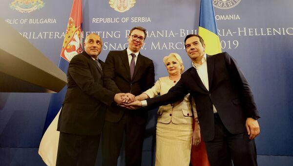 Потписана Букурештанска декларација - Sputnik Србија