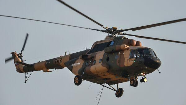 Helikopter Mi-17V-5 - Sputnik Srbija