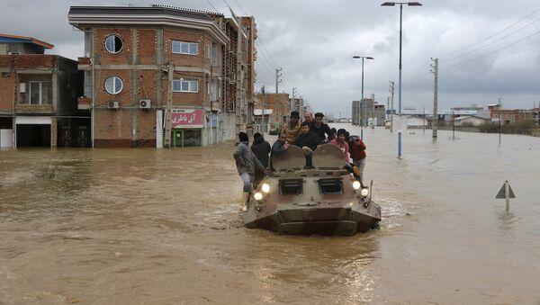 Poplave u Iranu - Sputnik Srbija