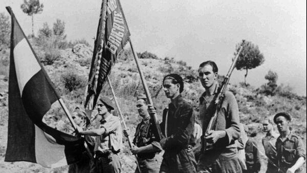 Пољска добровољачка бригада у Шпанском грађанском рату 1936. године. - Sputnik Србија
