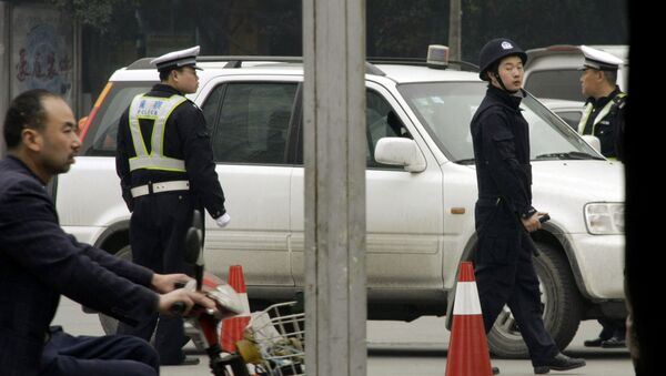 Кина полиција - Sputnik Србија