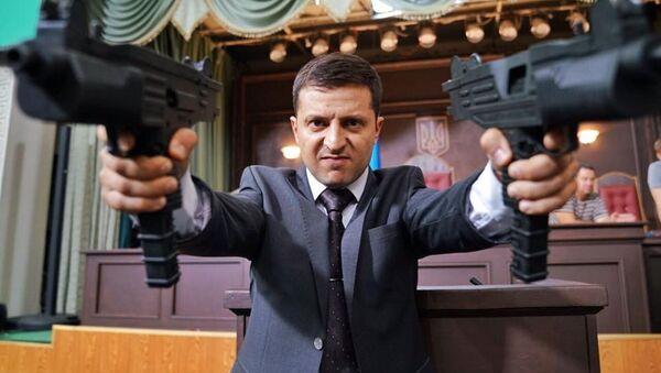Талент и амбиција: Политичари који су и глумци - Sputnik Србија