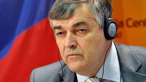 General u penziji Božidar Delić - Sputnik Srbija