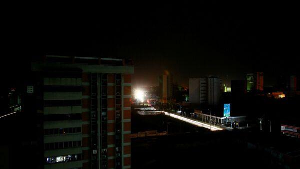 Град Маракаибо у Венецуели у без струје - Sputnik Србија