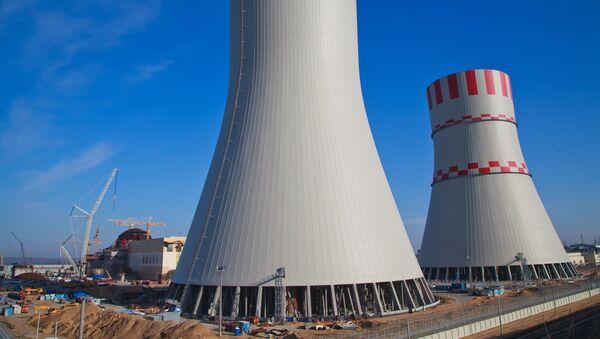 Nuklearna elektrana  - Sputnik Srbija
