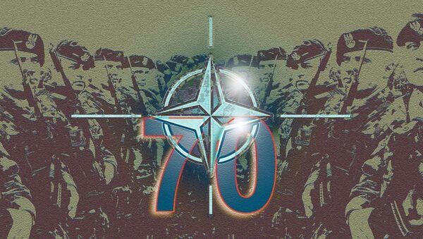 NATO ilustracija - Sputnik Srbija