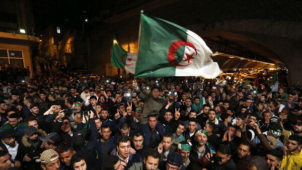 Демонстрације у Алжиру - Sputnik Србија