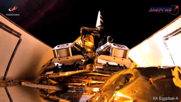 Egipatski satelit - Sputnik Srbija