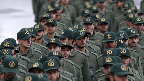 Iranska revolucionarna garda - Sputnik Srbija