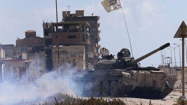 Libijska nacionalna armija - Sputnik Srbija