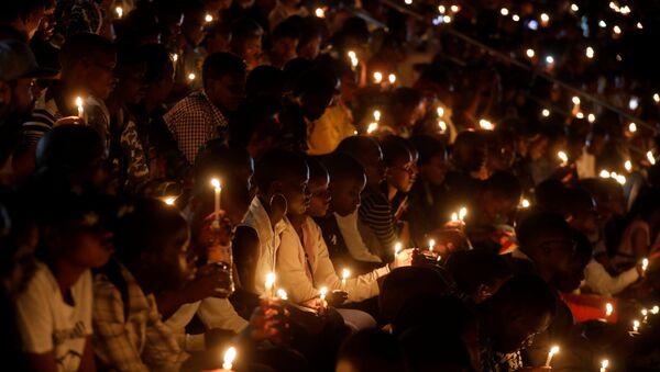 Комеморација поводом 25. годишњице од геноцида у Руанди - Sputnik Србија