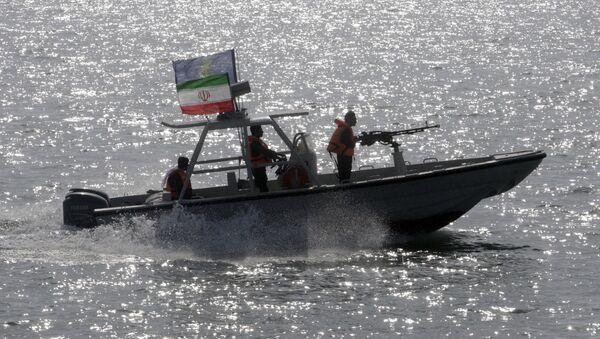 Корпус чувара исламске револуције у Персијском заливу - Sputnik Србија