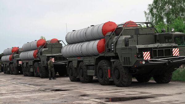 Protivraketni sistem S-400 Trijumf - Sputnik Srbija