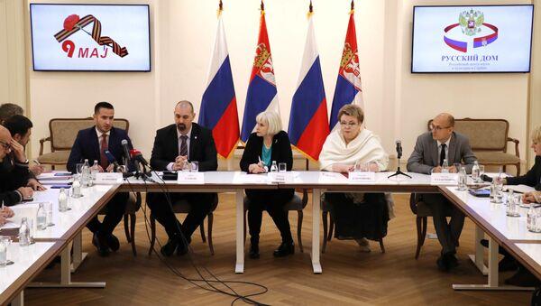 Организациони одбор манифестације Дан победе - Sputnik Србија
