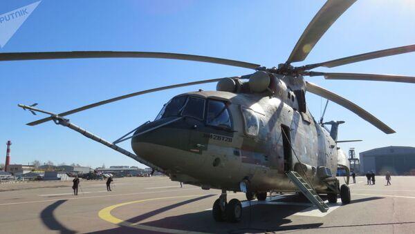 Mi-26 - Sputnik Srbija