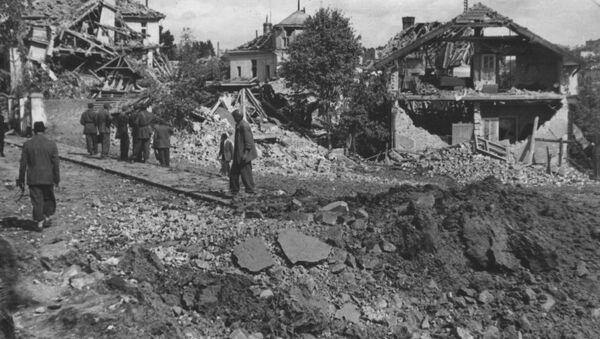 Savezničko bombardovanje, Beograd - Sputnik Srbija